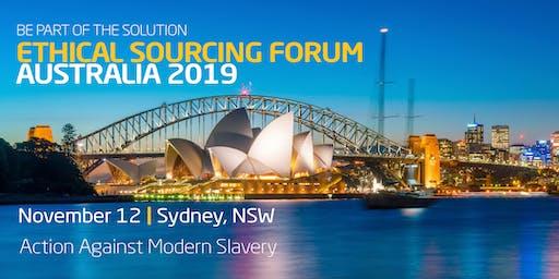 Ethical Sourcing Forum - Sydney, NSW, Australia