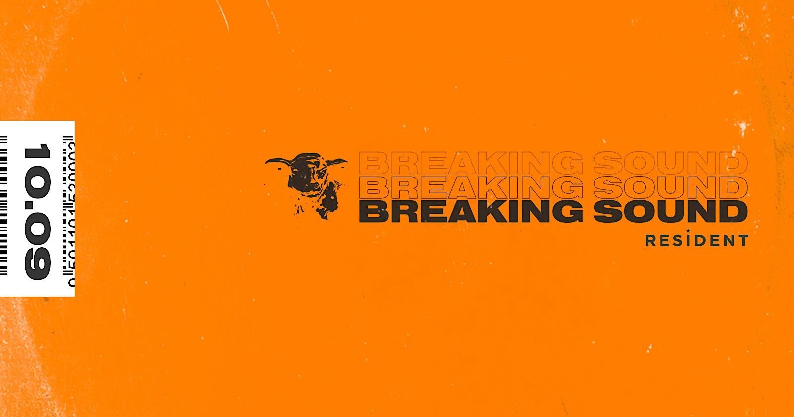 Breaking Sound presents Ashya, DEANNA, Kahlil Simplis, KING ELLE NOIR