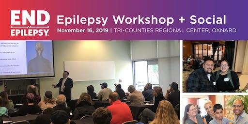 Epilepsy Workshop+Social / Seminario + Social De Epilepsia - Ventura