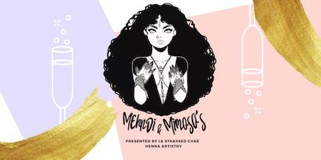 Mehndi & Mimosas: DIY Henna Party! tickets
