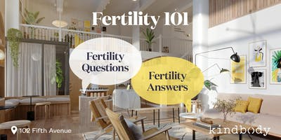 Fertility 101 at our *new Flagship Clinic* NYC