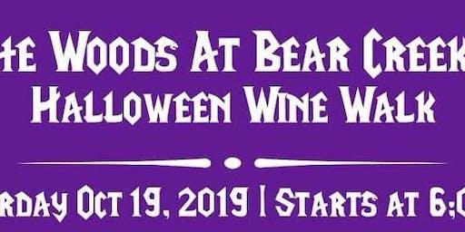 Halloween Wine Walk 2019