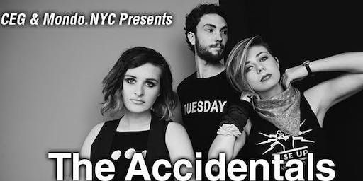The Accidentals with Honeysuckle, Dirty Bird, and Adam Ahuja