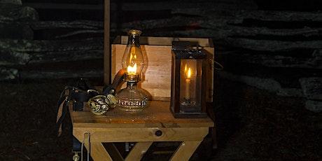 Civil War Candlelight Tour Program tickets