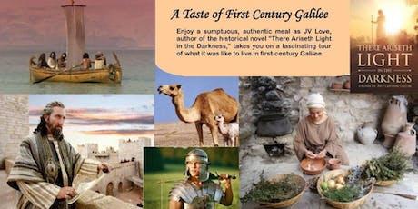 A Taste of First Century Galilee tickets