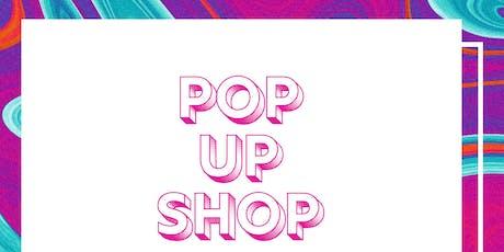 Pop-up Shop tickets