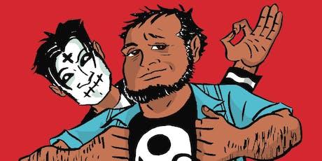 Javier Hernandez: Culture & Comics tickets