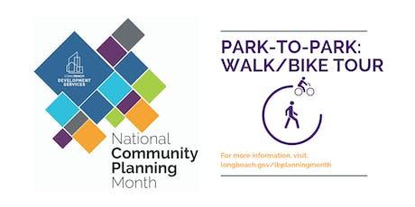 Park-to-Park: Walk/Bike Tour tickets