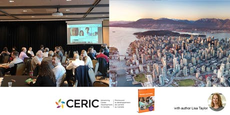 CERIC Roadshow – Learn from author : Retain & Gain: Career Management for Non-Profits - Vancouver - November 15, 2019 (Free Event) tickets