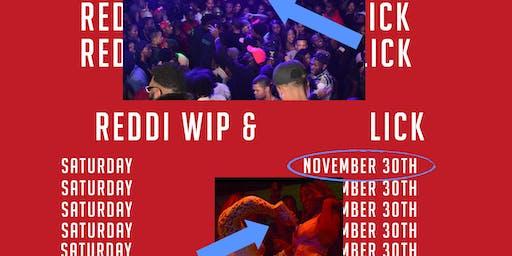 Reddi Wip & Lick 2019