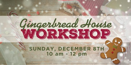 Gingerbread House Workshop at Madison Beach Hotel, Madison, CT tickets