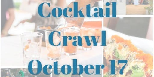 Downtown Columbia Fall Cocktail Crawl