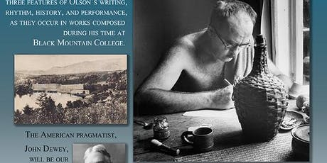 "Annual Charles Olson Lecture: ""Difficulties Are Once More"" tickets"