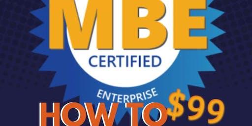 Certification (M/WBE) workshop-Mesquite