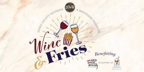 Wine and Fries tickets
