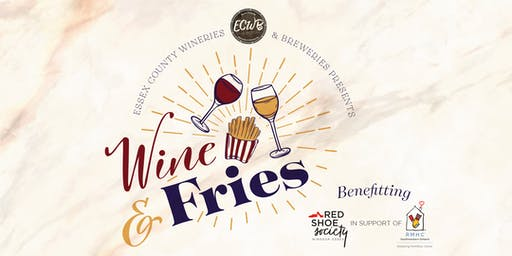 Wine and Fries