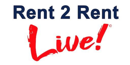 Rent 2 Rent Live!  - London Property Event