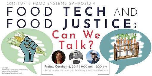 Tufts Food Systems Symposium 2019