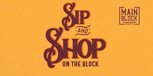 Sip 'n Shop Fall Showcase