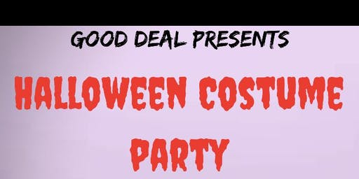 Good Deal Halloween Costume Party