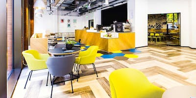 Free Workspace Wednesdays - Eagle Labs, Manchester