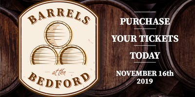 Barrels at The Bedford