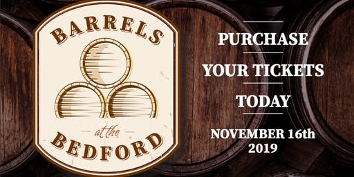 Barrels at The Bedford