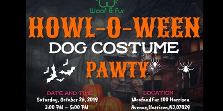 Halloween Dog Costume Party tickets