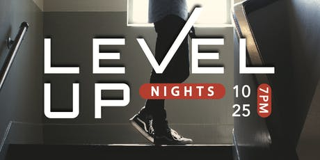 Level Up Nights tickets