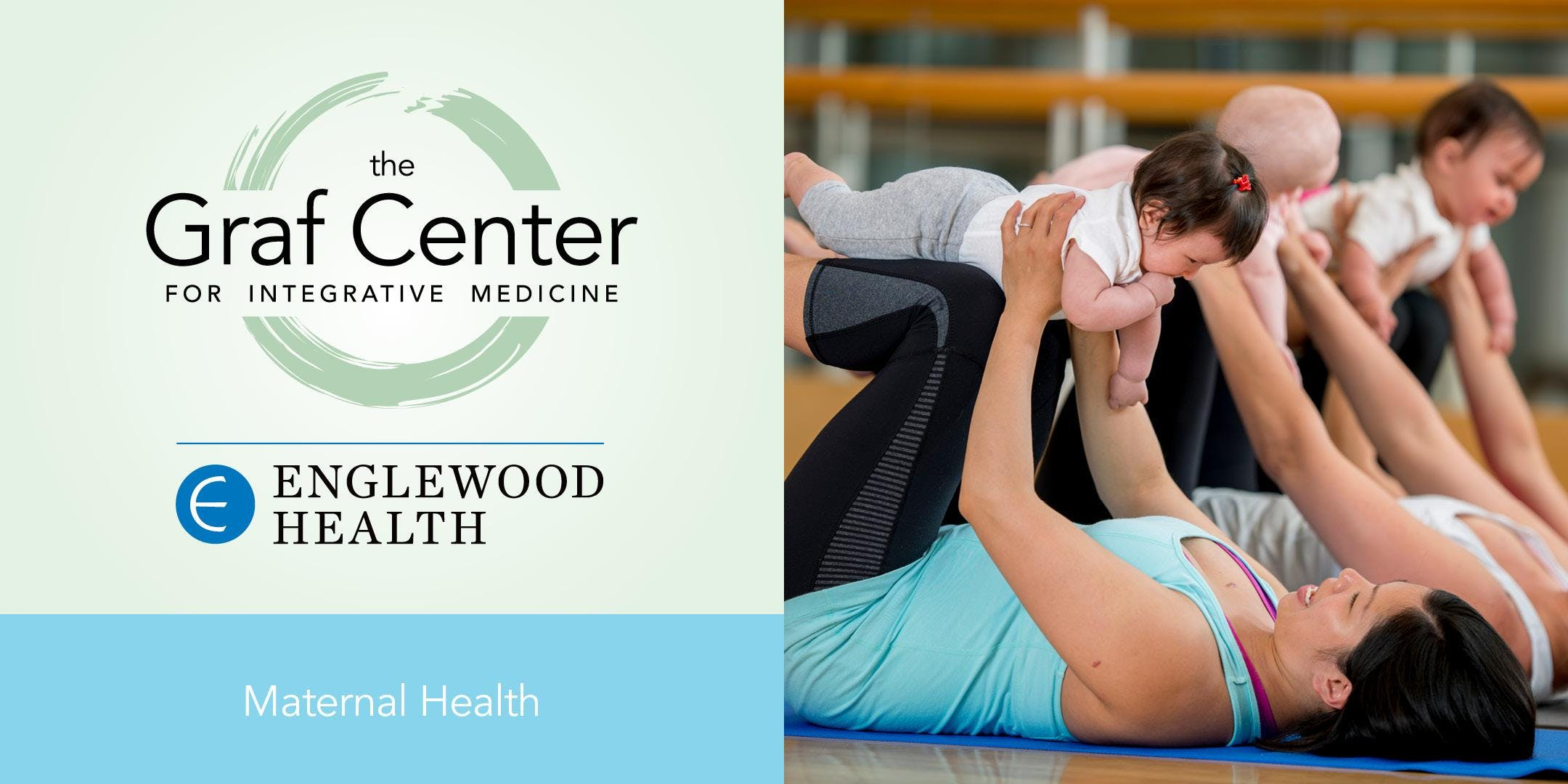Postnatal Mommy & Baby Yoga