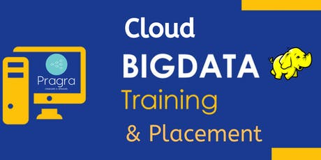 Big Data With Cloud Training & Placement Program - Data Scientist tickets