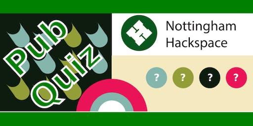 Nottinghack Pub Quiz