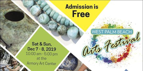 West Palm Beach Arts Festival tickets