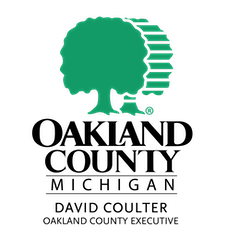 Oakland County Executive David Coulter logo