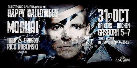 Happy Halloween - Moguai goes KaiXers Aachen Tickets