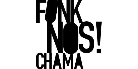 Funk!NOS!Chama na Audio Rebel ingressos
