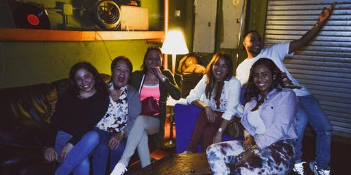 Barter Comedy Night: Funny In Pink Edition