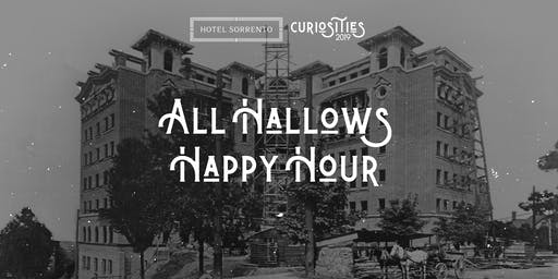 All Hallows All Day Happy Hour