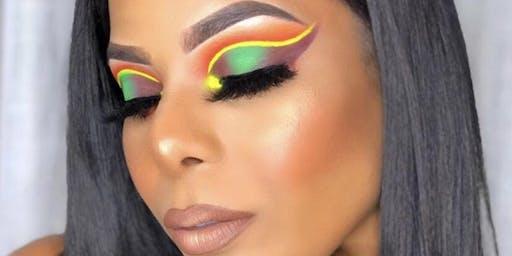 ORLANDO   Karishna Makeup Workshop   USA 2019 EDITION