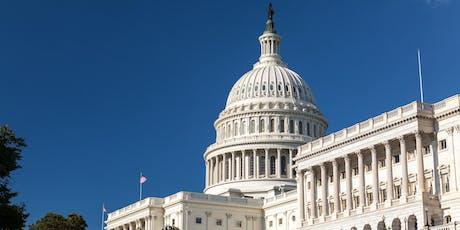 Legislative Aides Panel tickets