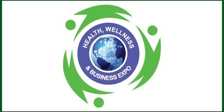 Health, Wellness & Business Expo Bronx NY tickets