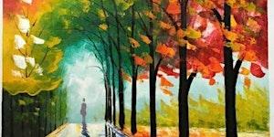 Paint a Masterpiece - Bonnie Doon: October 27, 2019