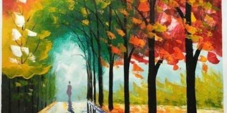 Paint a Masterpiece - Bonnie Doon: October 27, 2019 tickets