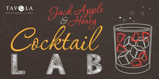 Jack Apple & Honey Cocktail Lab
