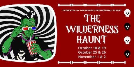 The Wilderness Haunt 2019 tickets