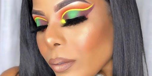 ORLANDO SECTION 2   Karishna Makeup Workshop   USA 2019 EDITION