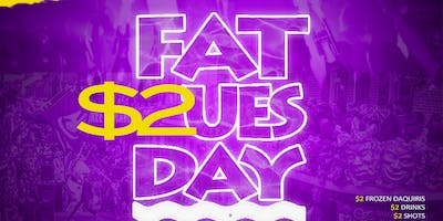 FAT $2UESDAY: $2 Tuesday Homecoming Edition !