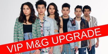 JAGMAC VIP M&G UPGRADE tickets