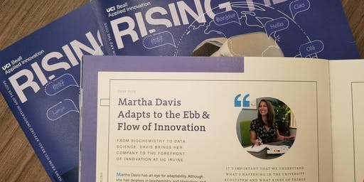 OC LIFe (Lifesciences Innovators Forum) with Martha Davis