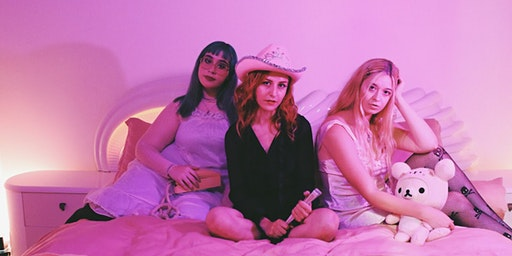 The Aquadolls ,The Side Eyes, The Living Roomers | Friday The 13th in LA